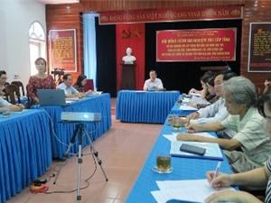 Quảng Bình: Nghiệm thu nhiệm vụ KH&CN