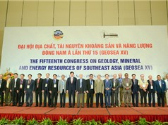 Chia sẻ thành tựu mới nhất về công nghệ và quản lý địa chất, khoáng sản