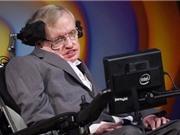 Stephen Hawking cảnh báo 'siêu nhân' có thể thống trị thế giới