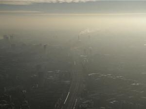 Ô nhiễm không khí liên quan đến nguy cơ ung thư miệng cao hơn