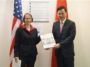 Việt Nam - Hoa Kỳ tiếp tục đẩy mạnh hợp tác KH&CN