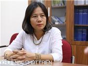 """Chị Vũ Thị Thu Hà - người xây dựng tủ sách nông thôn: """"Tôi chỉ chia sẻ trách nhiệm cộng đồng"""""""