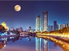 Thành phố của Trung Quốc muốn thay thế đèn đường bằng Mặt trăng nhân tạo