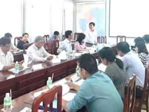 Khánh Hòa: Hoàn thiện quy trình canh tác, bảo quản 3 giống xoài: cát Hòa Lộc, Úc, Canh Nông tại huyện Cam Lâm