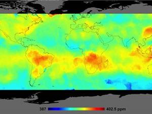 Các thiết bị thu nhỏ theo dõi lượng khí thải toàn cầu