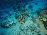 Hy Lạp: Phát hiện xác tàu đắm hơn 2.000 năm tuổi dưới đáy biển