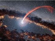 Tàn dư ánh sáng hé lộ hiện tượng lỗ đen siêu trọng nuốt chửng ngôi sao