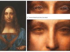 Leonardo da Vinci có con mắt nghệ thuật sắc sảo do vấn đề tầm nhìn