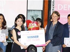 Phần mềm quản lý vận tải của Việt Nam chiến thắng tại WISE Challenge