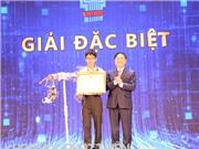 106 cá nhân và nhóm thanh, thiếu niên nhận giải thưởng sáng tạo