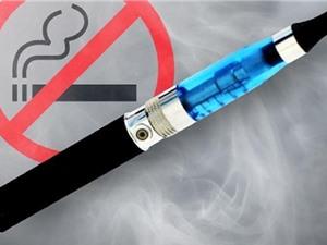 Hút thuốc lá điện tử tăng nguy cơ đau tim