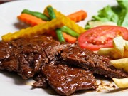 Câu hỏi triết học của việc ăn thịt