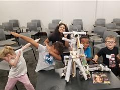 Kể chuyện dạy STEM ở Mỹ