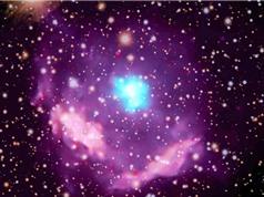 Phát hiện ẩn tinh trẻ nhất trong dải Ngân hà