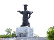 Quá trình xây dựng Đinh Tiên Hoàng trở thành một biểu tượng đa năng