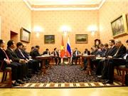 Thúc đẩy quan hệ hợp tác Việt - Nga trên mọi lĩnh vực