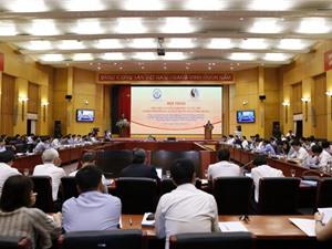 Hội thảo KH&CN ứng phó với biến đổi khí hậu: Đề xuất giảm chỉ tiêu về đăng ký sở hữu trí tuệ