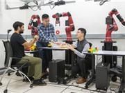 ĐH Stanford: Con người giúp robot học tập