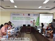 Việt - Anh trao đổi học thuật về năng lượng xanh và môi trường