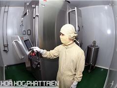 IMC làm chủ công nghệ sản xuất một số chế phẩm vi sinh quy mô công nghiệp