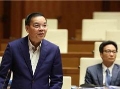 Bộ trưởng Chu Ngọc Anh trả lời chất vấn về quan trắc, kiểm soát phóng xạ