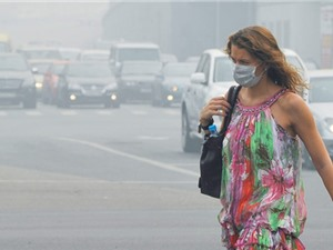 Ô nhiễm không khí tại châu Âu vẫn ở mức nguy hiểm