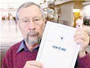 GS Klaus Krickeberg - Một đời gắn bó với Việt Nam (tiếp theo kỳ trước)