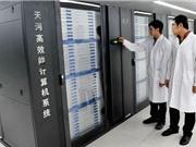 Trung Quốc chạy đua thiết kế siêu máy tính nhanh nhất thế giới