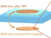 Đổ khuôn nano: Sao chép bề mặt cực chi tiết.