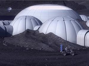 Nga muốn lập căn cứ lâu dài trên Mặt Trăng do robot trợ giúp