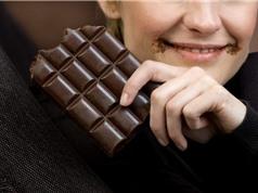 Ăn ba thanh sôcôla một tháng giảm nguy cơ suy tim