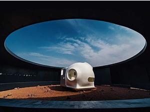 """Trung Quốc chế tạo """"bong bóng sống"""" có thể trú ẩn trên sao Hoả"""