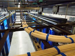 Bài toán điện năng ở các trung tâm dữ liệu lớn
