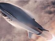 Công ty SpaceX chế tạo tên lửa khổng lồ bay tới sao Hỏa