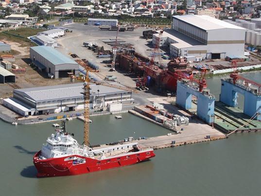Cần xây dựng tổng đồ phát triển công nghiệp đóng tàu
