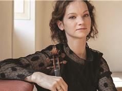 """Hilary Hahn: """"Tôi luôn thích có những tác phẩm của Bach đợi mình ở phía trước"""""""