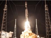 NASA cấp chứng nhận Category 3 cho tên lửa Falcon 9 của Space X