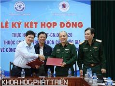 Việt Nam chế tạo tên lửa đẩy mang thiết bị thu thập dữ liệu khí quyển tầng cao