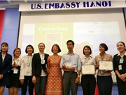 6 nhóm khởi nghiệp vì môi trường giành giải thưởng 15.000 USD