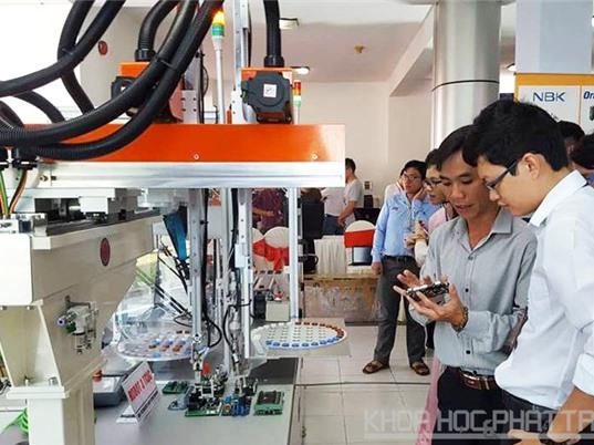 Hội nghị thường niên SHTP 2018: Robot và trí tuệ nhân tạo