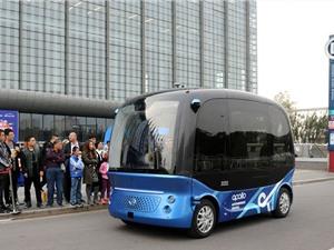 Trung Quốc thử nghiệm xe tự lái trên đường phố