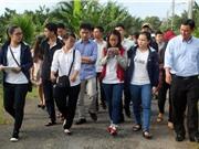 Đại học Nguyễn Tất Thành: Khởi nghiệp không xa lạ
