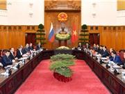 Việt Nam, Nga quyết tâm triển khai dự án Trung tâm KHCN hạt nhân