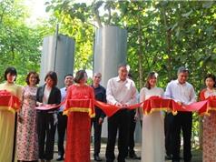 Nhà khoa học tặng công trình nước sạch cho thầy trò vùng sâu Điện Biên
