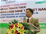 Nông nghiệp thông minh – Cơ hội và thách thức cho nông nghiệp Việt Nam