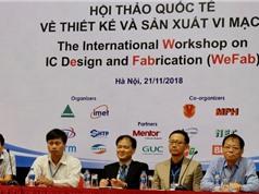 Hai khó khăn của ngành thiết kế và chế tạo vi mạch Việt Nam