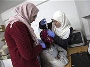 Khoa học Palestine đối mặt với những thách thức