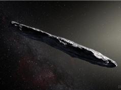 Oumuamua: Vật thể bí ẩn có thể là vệ tinh của người ngoài hành tinh