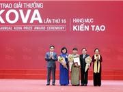 Trao Giải thưởng và học bổng KOVA lần thứ 16