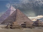 Người Ai Cập cổ đại dùng… điện để xây các Kim tự tháp?